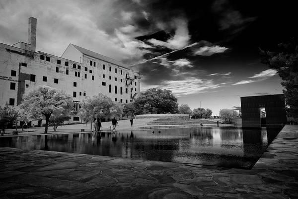 Okc Photograph - Okc Memorial Xiv by Ricky Barnard