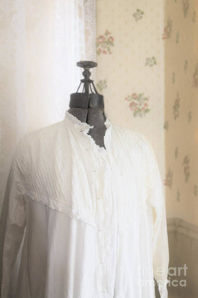 Dress Form Photograph - Old Beauty by Margie Hurwich