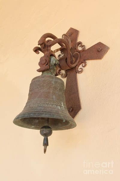 Photograph - Old Bell by Henrik Lehnerer