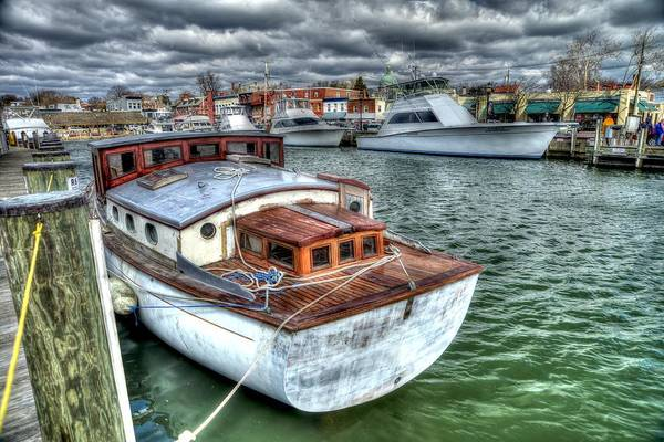 Photograph - Old Boat by Craig Incardone