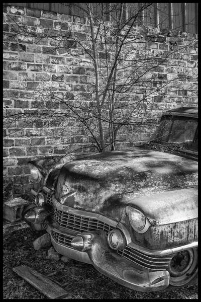 Photograph - Old Cadillac  by Matthew Pace