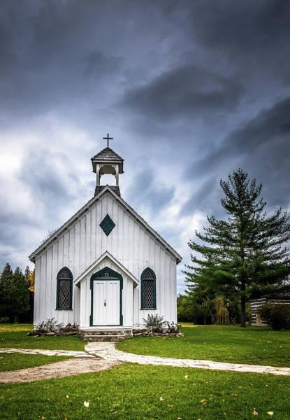 Photograph - Old Church by Gabriel Israel