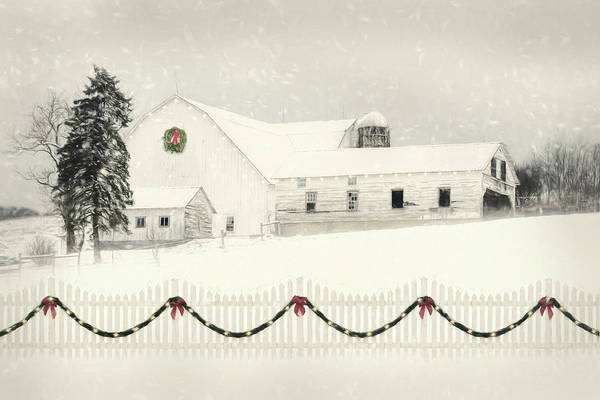 Wall Art - Photograph - Old Fashioned Christmas by Lori Deiter