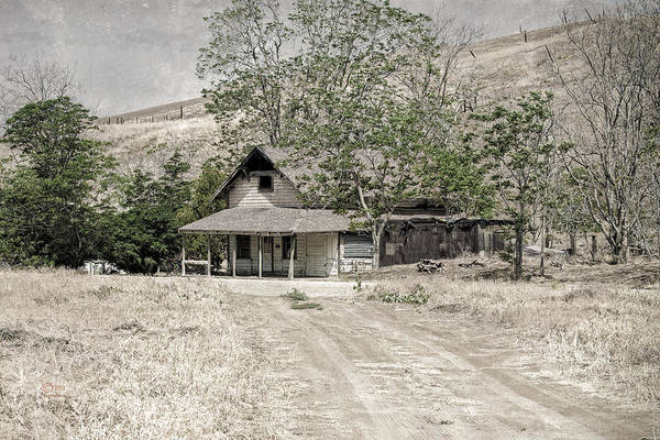 Photograph - Old House Caliente by Jim Thompson