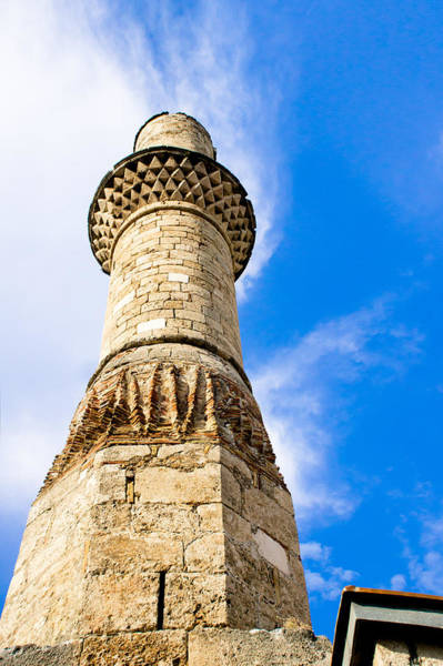 Call Building Photograph - Old Mosque by Tom Gowanlock