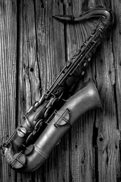Wall Art - Photograph - Old Sax by Garry Gay