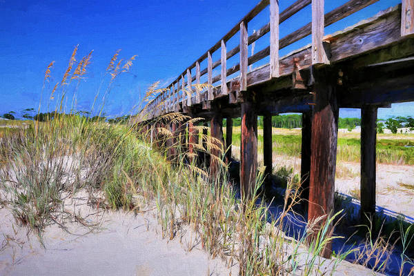 Wall Art - Photograph - On Dauphin Island by JC Findley