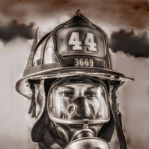 Wall Art - Photograph - On Duty And Into Fire by Hans Zimmer
