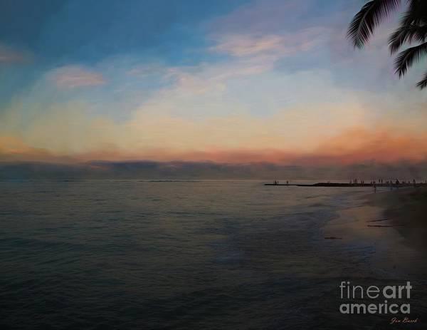 Photograph - On The Beach by Jon Burch Photography