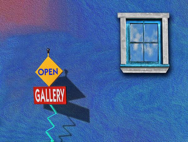 Photograph - Open by Paul Wear