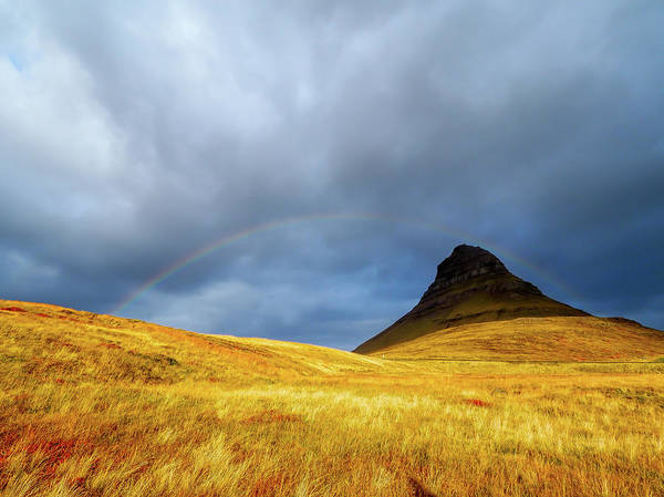 Wall Art - Photograph - Over The Rainbow.  by Angela Aird