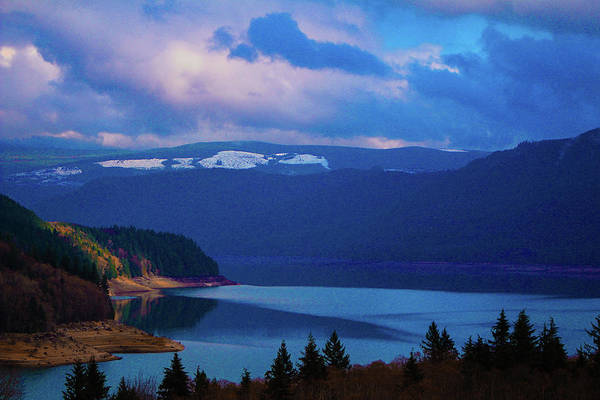 Photograph - Overlooking Riffe Lake by Sherri Keene