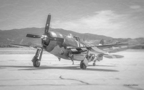 Photograph - P-47d Thunderbolt by Douglas Castleman