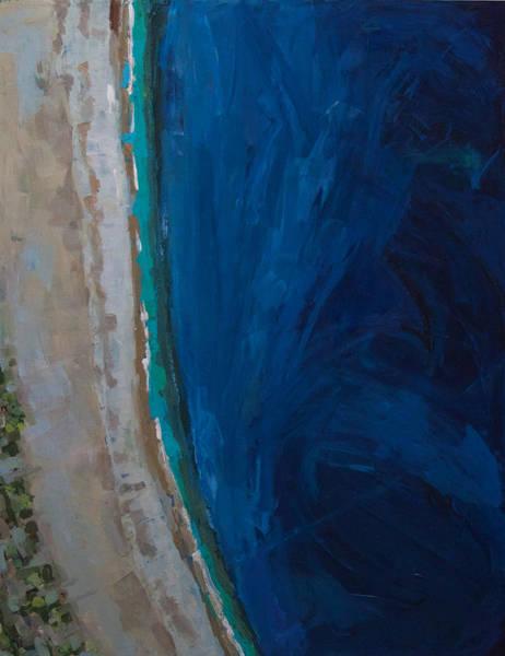 Clarity Painting - Paradise V by Jazmin Angeles
