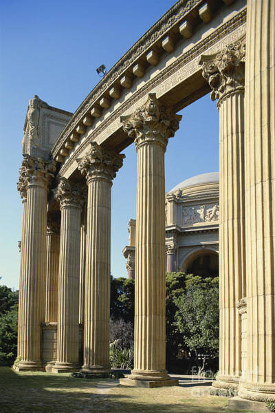 Photograph - Palace Of Fine Arts, San Francisco by Adam Sylvester