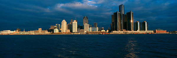 Detroit Lake Wall Art - Photograph - Panoramic Sunrise View Of Renaissance by Panoramic Images