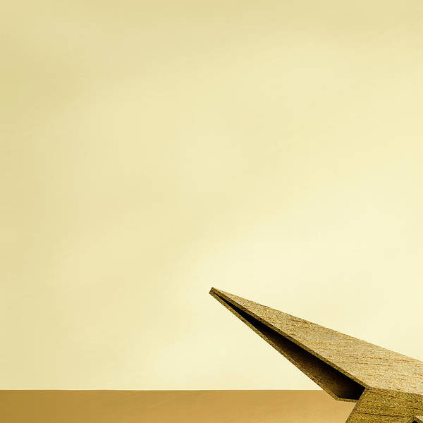 Wall Art - Photograph - Paper Airplanes Of Wood 7-1 by YoPedro