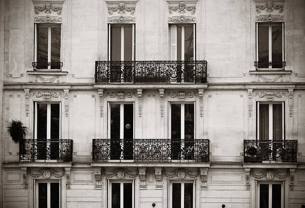 Photograph - Paris Street by Songquan Deng