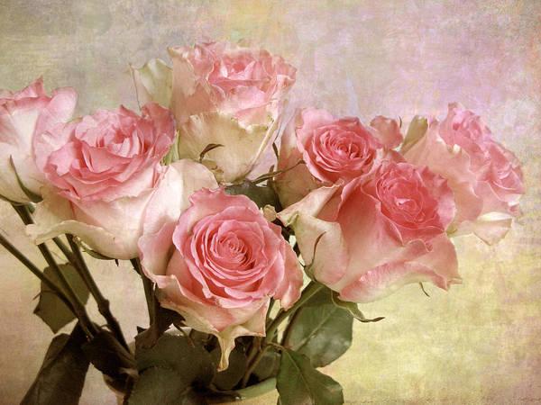 Photograph - Pastel Bouquet by Jessica Jenney