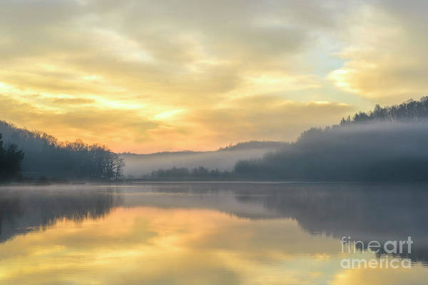 Photograph - Pastel Dawn by Thomas R Fletcher
