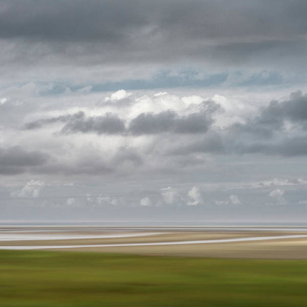 Photograph - Patch Of Blue by John Whitmarsh