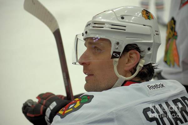 Photograph - Patrick Sharp by Melissa Jacobsen