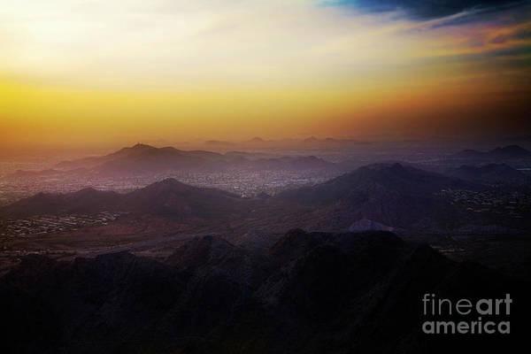 Photograph - Phoenix Sunset by Scott Kemper