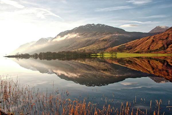 Photograph - Scotland Nature by Gouzel -