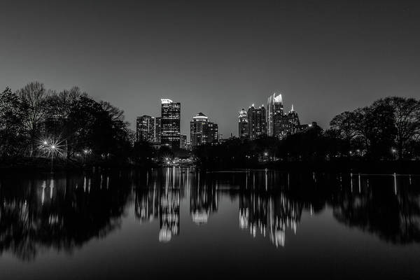 Photograph - Piedmont Park by Kenny Thomas