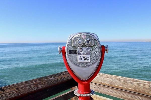 Photograph - Ocean Gazing by Brian Eberly