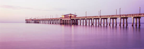 Gulf State Park Photograph - Pier In The Sea, Gulf State Park Pier by Panoramic Images