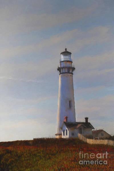 Wall Art - Photograph - Pigeon Point Lighthouse by Elena Nosyreva