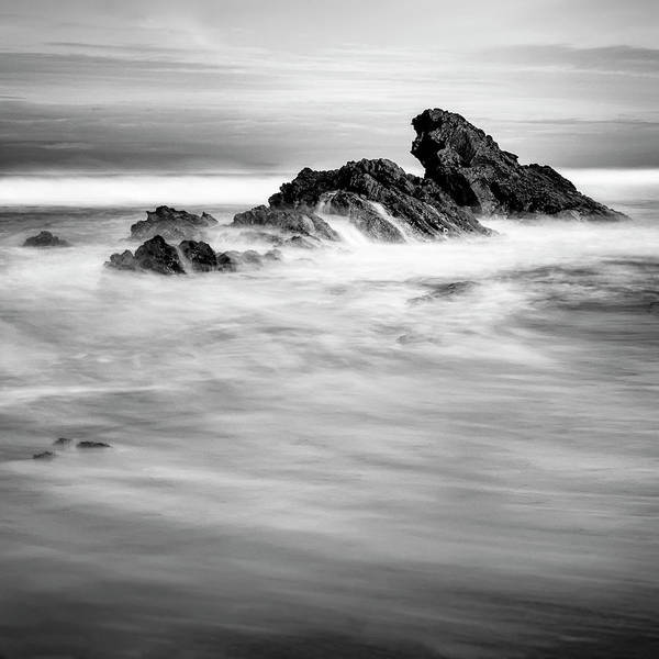 Wall Art - Photograph - Pigeon Point Seascape by Steve Spiliotopoulos