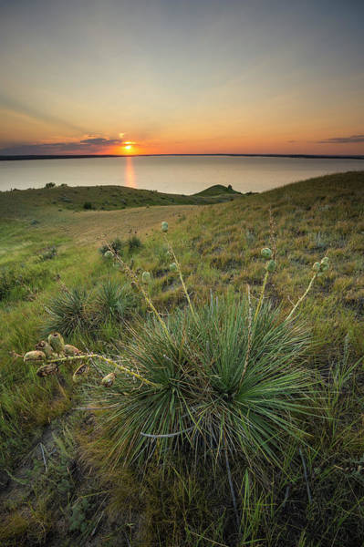 Lee Filters Wall Art - Photograph - Pike Haven Sunset  by Aaron J Groen
