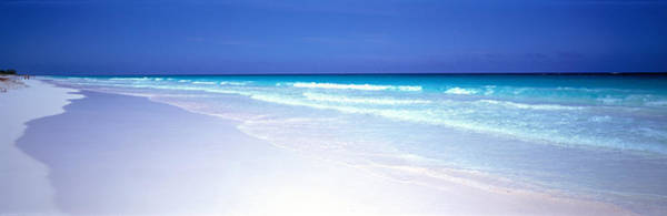 Leisurely Photograph - Pink Sand Beach Harbour Island Bahamas by Panoramic Images