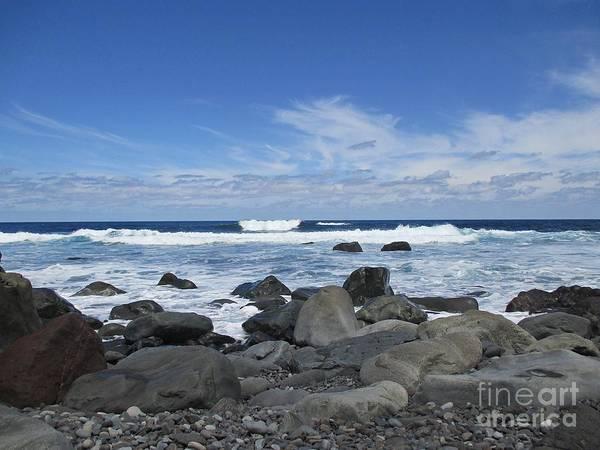 Photograph - Playa De Tamadiste Tenerife by Chani Demuijlder