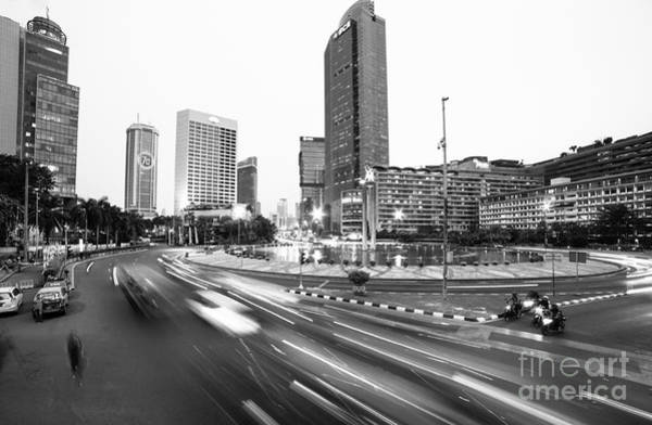 Photograph - Plaza Indonesia In Jakarta Business District by Didier Marti