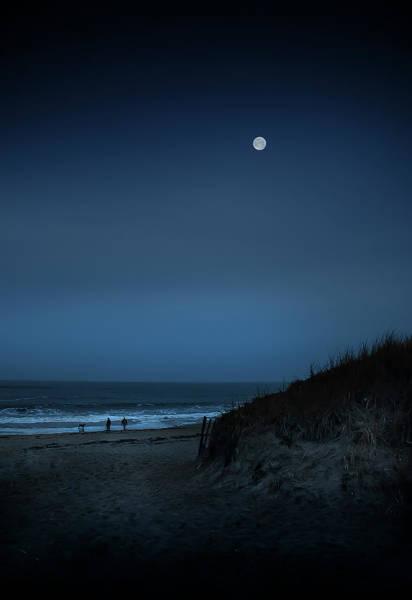 Photograph - Plum Island Beach by Rick Mosher