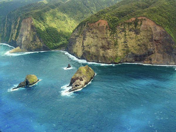 Photograph - Pololu Point by Denise Bird