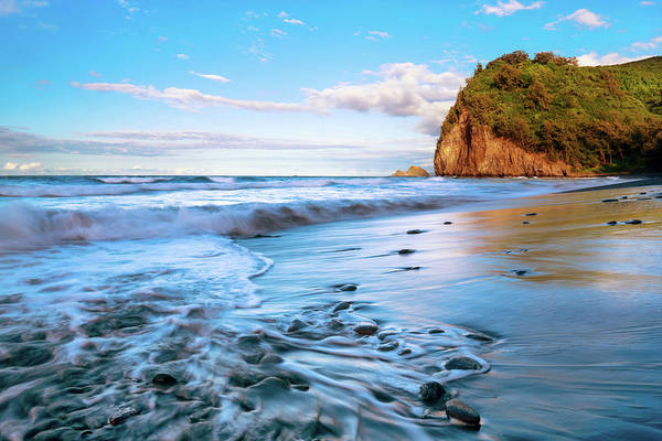 Big Island Photograph - Pololu Valley by Christopher Johnson