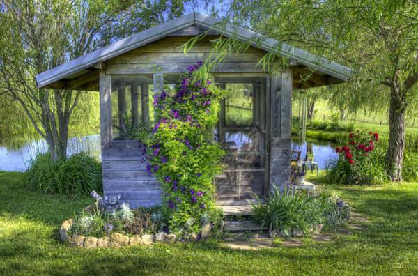 Photograph - Pond Dreams 6 by Sam Davis Johnson