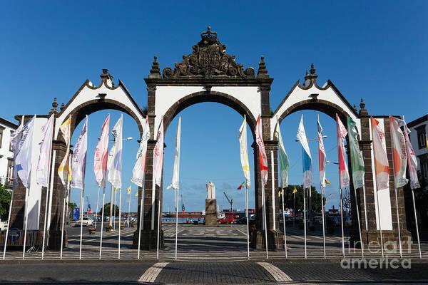 Acores Photograph - Ponta Delgada - Azores by Gaspar Avila