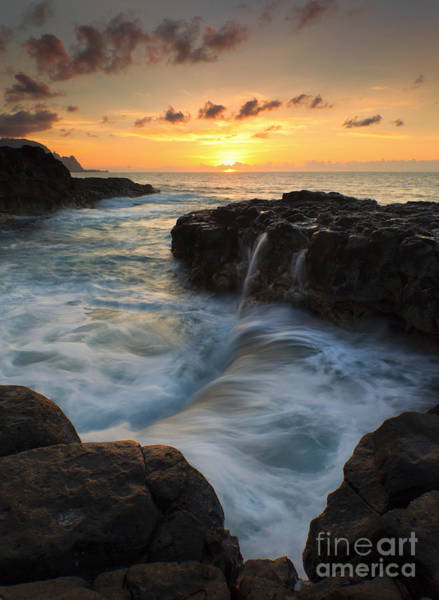 Queens Bath Photograph - Pools Of Paradise by Mike  Dawson