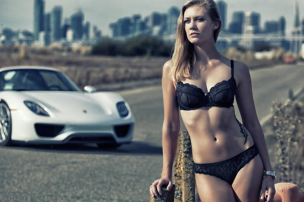 Photograph - #porsche #918spyder And #kim by ItzKirb Photography