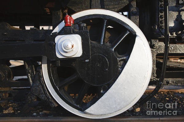 Photograph - Porter 50 Ton Saddle Tank Engine Locomotive  - Lincoln New Hampshire by Erin Paul Donovan