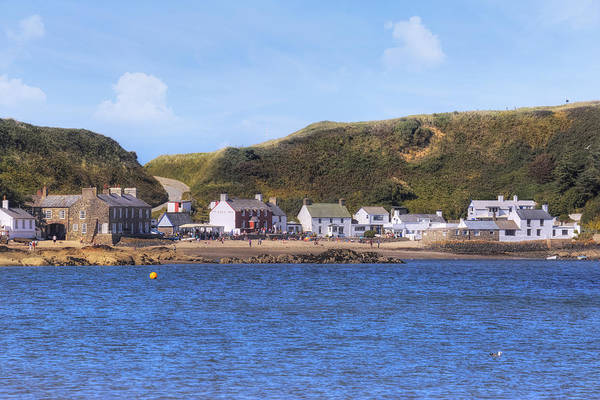 North Wales Wall Art - Photograph - Porthdinllaen - Wales by Joana Kruse