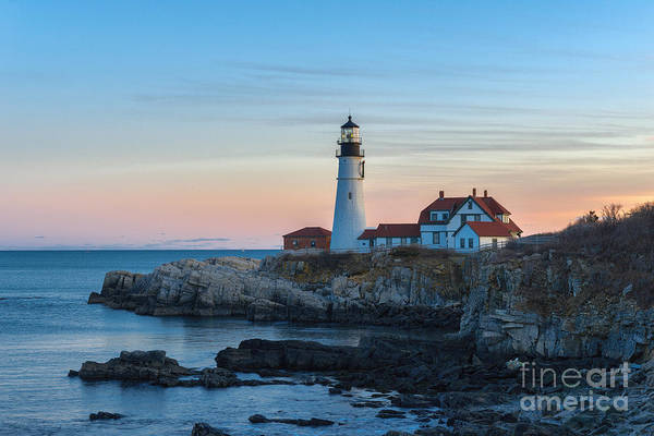 Photograph - Portland Head Light by Sharon Seaward
