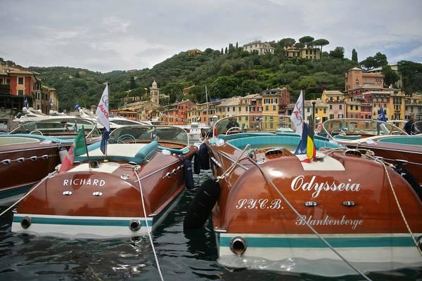 Photograph - Portofino Classics by Steven Lapkin