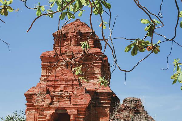 Photograph - poshanu Tower by Tran Minh Quan