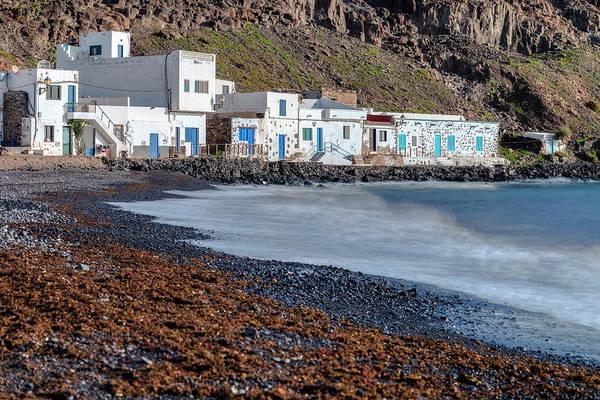Canary Photograph - Pozo Negro - Fuerteventura by Joana Kruse